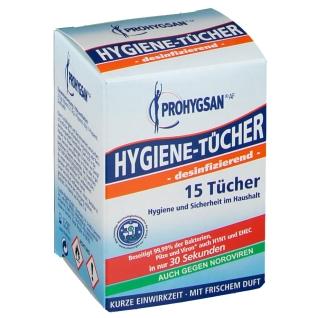 Prohygsan Hygienetücher