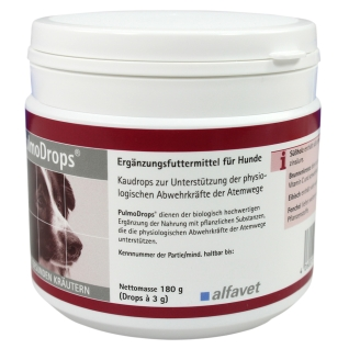 PulmoDrops® für Hunde