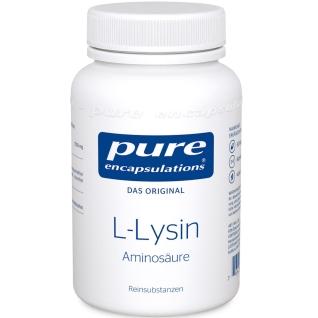 pure encapsulations® L-Lysin