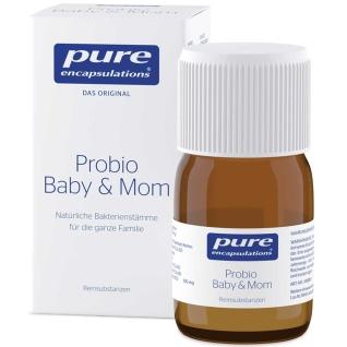 pure encapsulations® Probio Baby und Mom