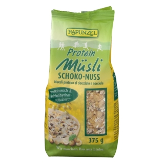 RAPUNZEL Bio Protein-Müsli, Schoko-Nuss