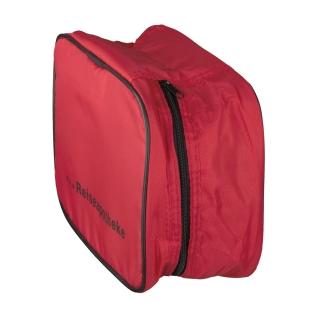 Reiseapotheke China Tasche Rot und Schwarz