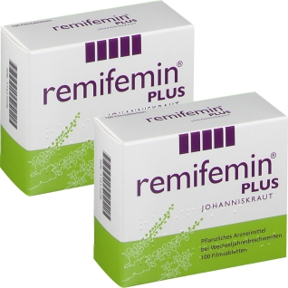 remifemin® PLUS Vorteilspack