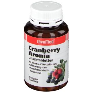 revoMed Cranberry Aronia mit Acerola