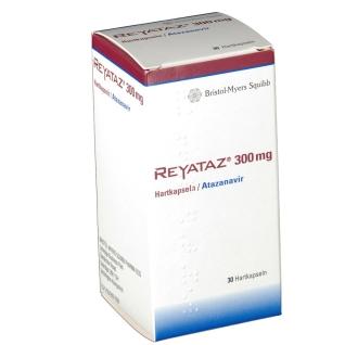 Reyataz 300 mg Hartkapseln