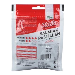 Rheila® Salmiak-Pastillen mit Zucker