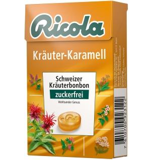 Ricola Kräuter-Karamell 50 g zuckerfrei