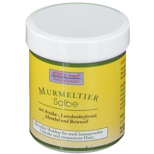Rosolimed Murmeltiersalbe