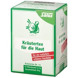 Salus® Kräutertee für die Haut
