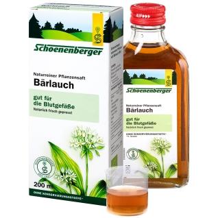 Schoenenberger® Bärlauch