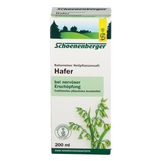 Schoenenberger® Hafer