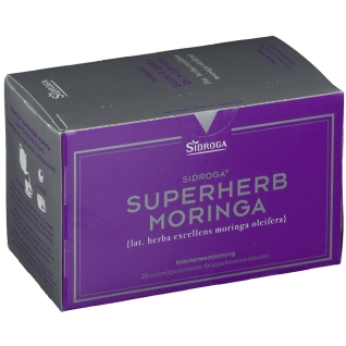 Sidroga Superherb Moringa