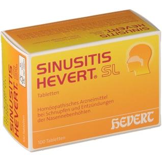 SINUSITIS HEVERT® SL