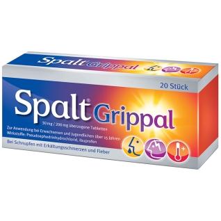 Spalt® Grippal 30 mg / 200 mg Tabletten
