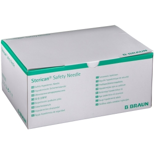Sterican® Safety Kanülen 25 G x 5/8 0,5 x 16 mm EU