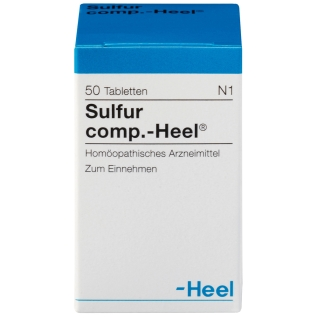 Sulfur comp.-Heel® Tabletten