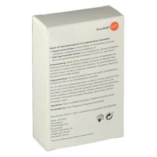 Sweat-off 5er Dry-Pad Box
