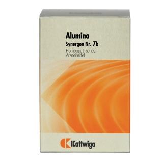 Synergon 7 b Alumina Tabletten
