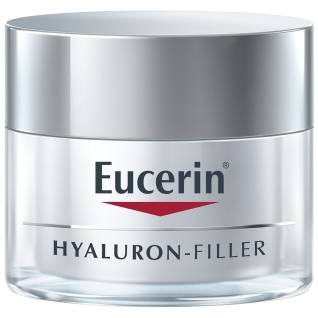 T.  B. Eucerin® Anti Age HYALURON-FILLER Tagescreme mit LSF 30