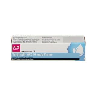 Terbinafin AbZ 10 mg/g Creme