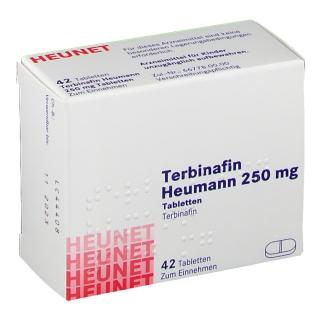 TERBINAFIN HEU 250MG NET