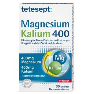 tetesept® Magnesium Kalium 400
