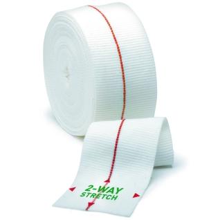 Tubifast 2-Way Stretch 3,5 cm x 1 m rot