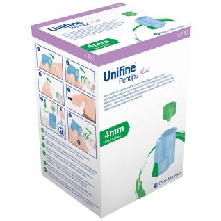 Unifine® Pentips® 31 G 4 mm