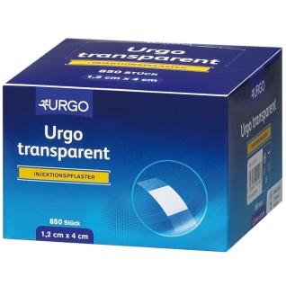 URGO transparent 10,2 m x 4 cm