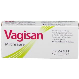 Vagisan® Milchsäure