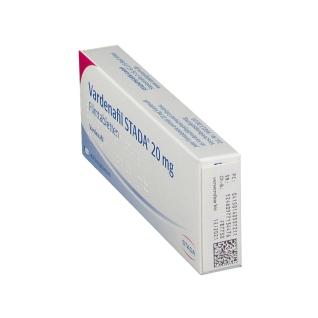 VARDENAFIL STADA 20 mg Filmtabletten