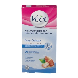 Veet® Hair Minimizer Enthaarungsstreifen Sensitive
