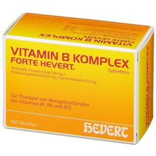 VITAMIN B KOMPLEX FORTE HEVERT®