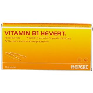 VITAMIN B1- HEVERT® Ampullen