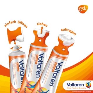 Voltaren® Schmerzgel 11,6 mg/g mit Komfort-Applikator