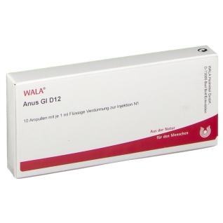 WALA® Anus Gl D 12