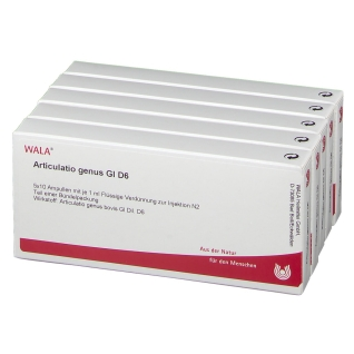 WALA® Articulatio Genus Gl D 6 Amp.