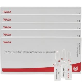 WALA® BERBERIS/PROSTATA Comp. Amp.