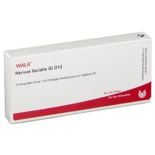 WALA® Nervus facialis Gl D 12