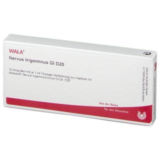WALA® Nervus Trigeminus Gl D 20 Amp.