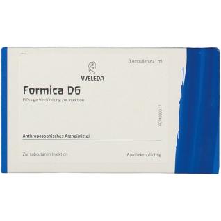 Weleda Formica D6