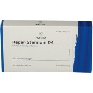 Weleda Hepar Stannum D4