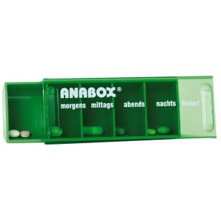 WEPA Anabox® Tagesbox hellgrün