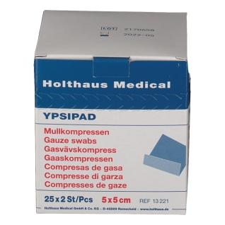 YPSIPAD Mullkompresse steril 5 cm x 5 cm