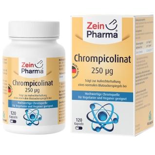 ZeinPharma® ChromPicolinat 250 µg