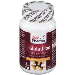 ZeinPharma® L-Gluthathion 250 mg