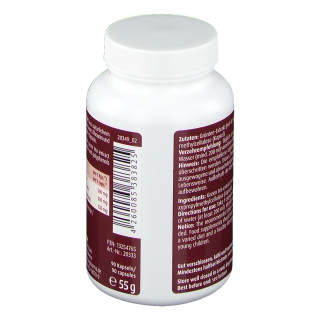 ZeinPharma® L-Theanin Natural 500 mg Forte