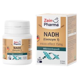 ZeinPharma® NADH Coenzym 1 Micro Effect 15 mg