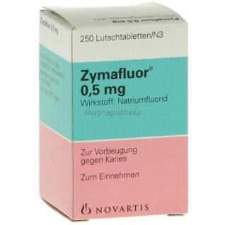 Zymafluor® 0,5 mg Lutschtabletten
