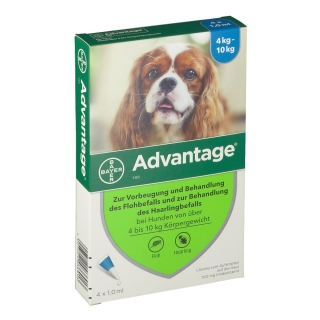 advantage® 100 mg für Hunde